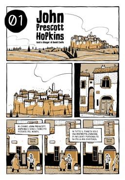 John Prescott Hopkins 1/7