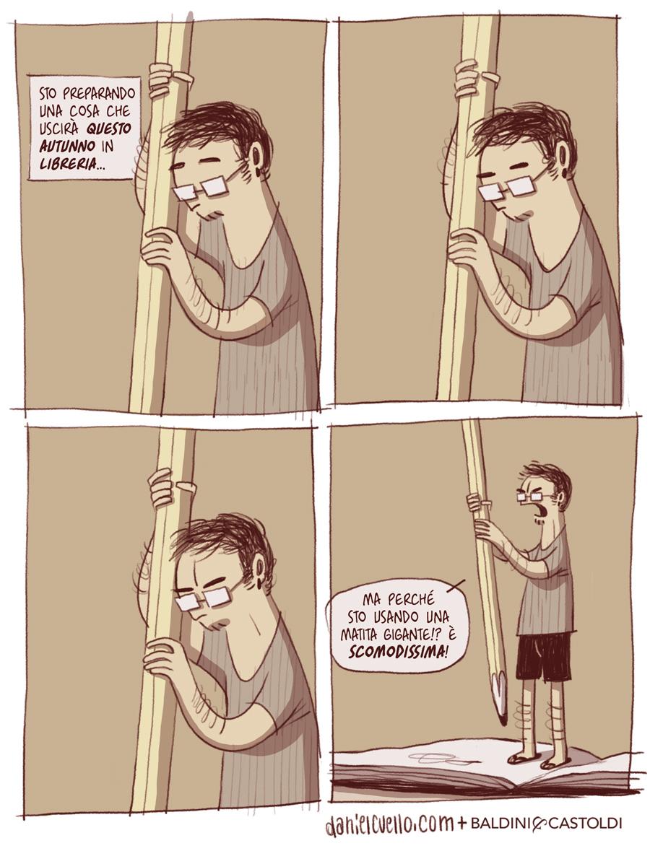 La matita gigante